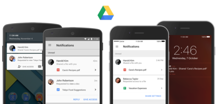 Google-Drive-notification-partage-mobile
