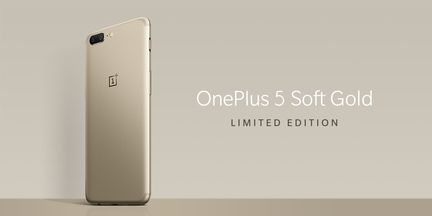 OnePlus 5 Soft Gold 03