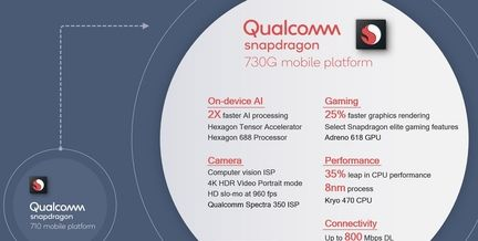 Snapdragon 730G resume