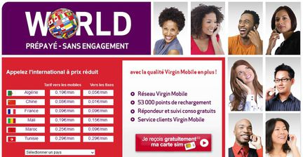 Virgin Mobile World
