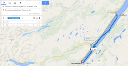 Google-Maps-Loch-Ness-Monster
