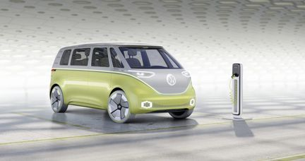 VW ID Buzz avant