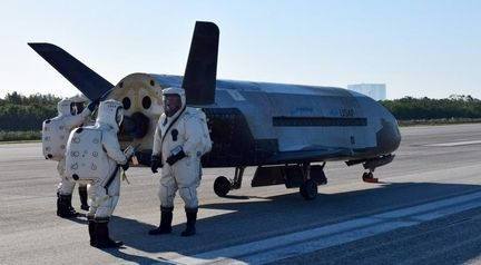 US Air Force X-37B