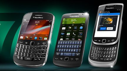 RIM BlackBerry Torch Bold
