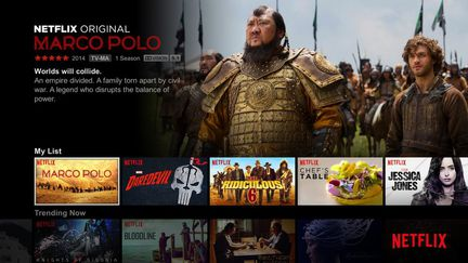 Marco Polo Netflix HDR