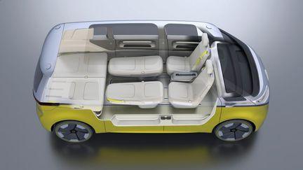 VW ID Buzz Combi