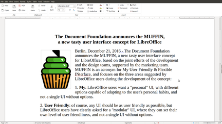 LibreOffice-Writer-Notebookbar