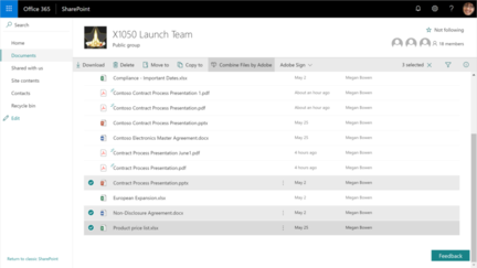 Adobe-Office-365-SharePoint