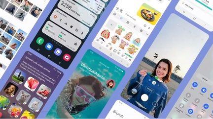 Samsung Galaxy S21 One UI
