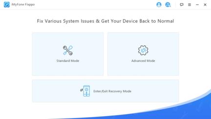iMyFone Fixppo téléchargement