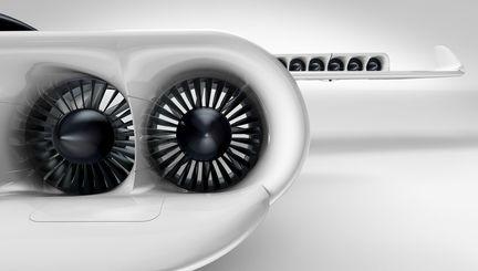 Lilium Jet moteurs