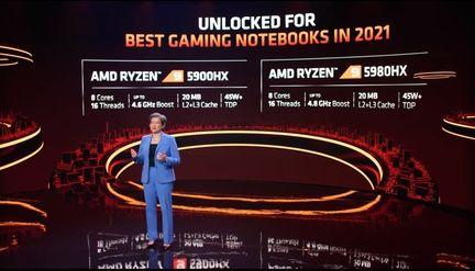 AMD Ryzen 5000 Mobile HX 02