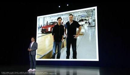 Xiaomi vehicule electrique Musk