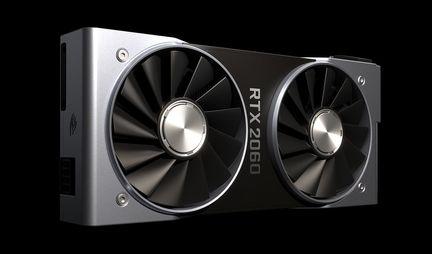 CES 2019 : Nvidia officialise sa carte graphique GeForce RTX 2060
