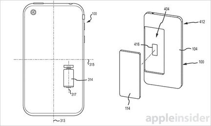 iPhone brevet anti casse