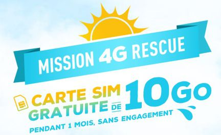Bouygues Telecom Mission 4G Rescue