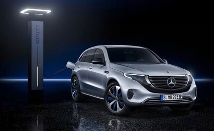 Mercedes Benz EQC 01