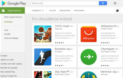 Google-Play-Prix-excellence-Android