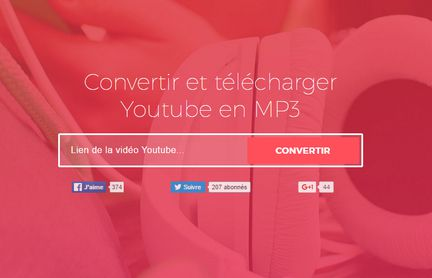 Telecharger MP3 YouTube