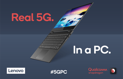 Qualcomm Lenovo 5G