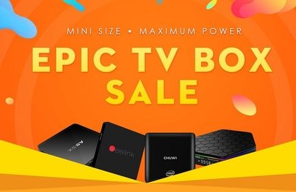 Gearbest TV Box