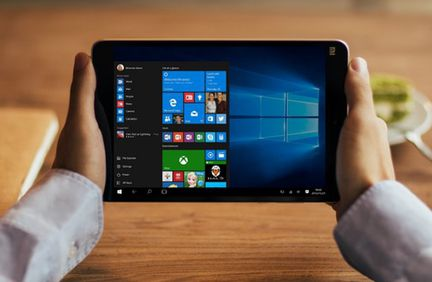 Xiaomi Mi Pad 2 Windows 10