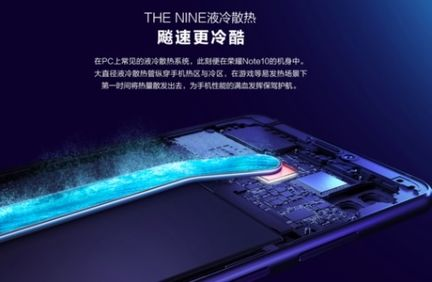 Honor Note 10 The Nine