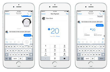 Facebook-Messenger-paiements