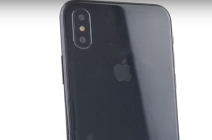 iPhone 8 video