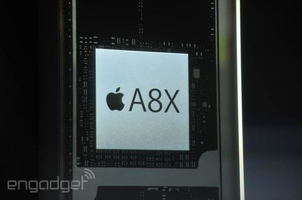 keynote Apple A8X iPad Air 2