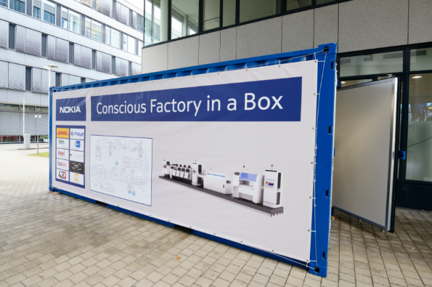 Nokia Conscious Factory in a box