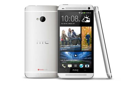 HTC One logo