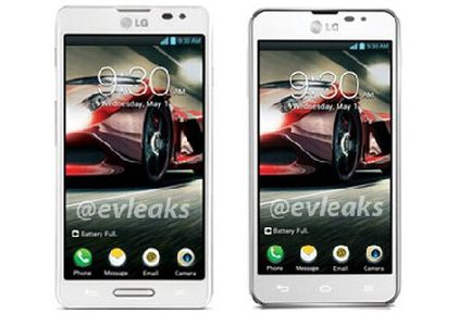 LG Optimus F Series