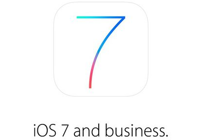 iOS 7 Business