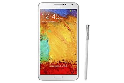 Samsung Galaxy Note 3 logo