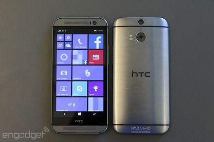 HTC One M8 Windows Phone 02