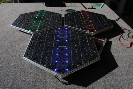 Solar Roadways SR3