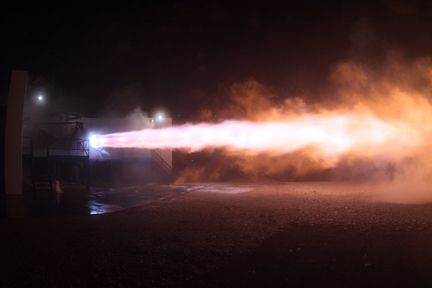 SpaceX Raptor