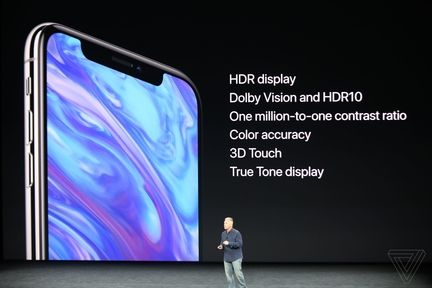 iPhone X Super Retina 02