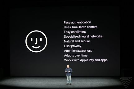 iPhone X Face ID 02
