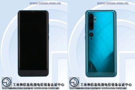 01B0012001663541 - Xiaomi Mi Note 10 / Mi Note 10 Pro: the characteristics become clear - Generation NT