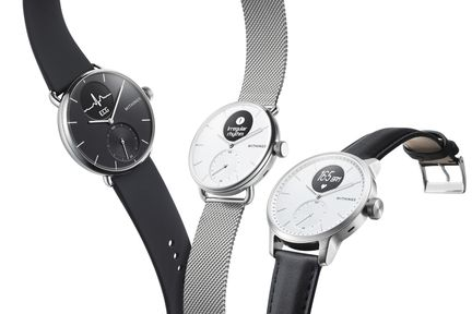 Withings-ScanWatch-bracelets