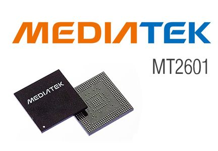 MediaTek MT2601