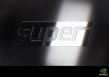 Nvidia GeForce Super