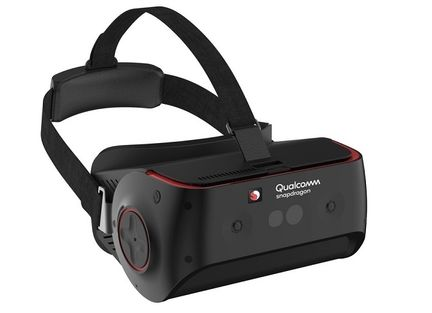Qualcomm SnapDragon 845 casque VR
