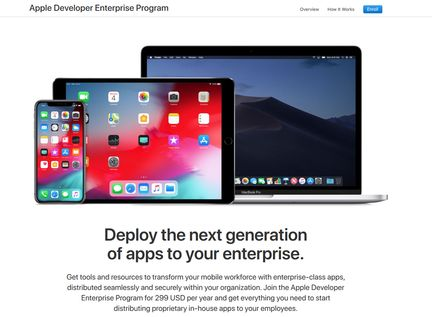 Apple-Developer-Enterprise-Program