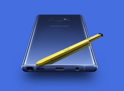 Galaxy Note 9 S Pen
