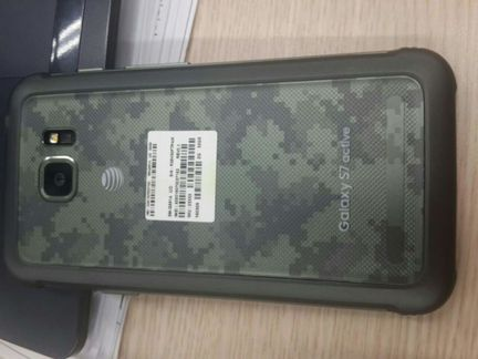 Galaxy S7 Active coque