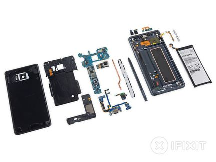 Galaxy Note 7 iFixit