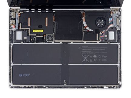 Surface Laptop iFixit 03.